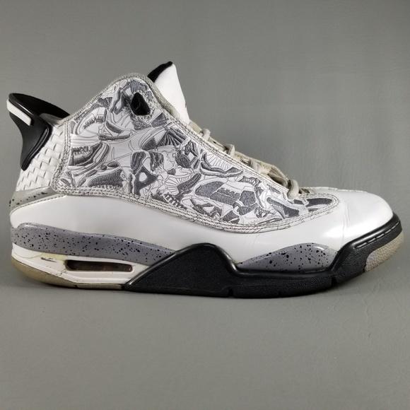 on sale ac140 fda9d Nike Air Jordan Dub Zero Mens Basketball Shoes 12